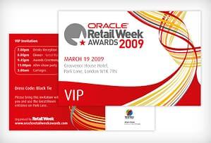 awards programme graphic design