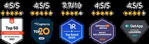 SharpSpring Ratings