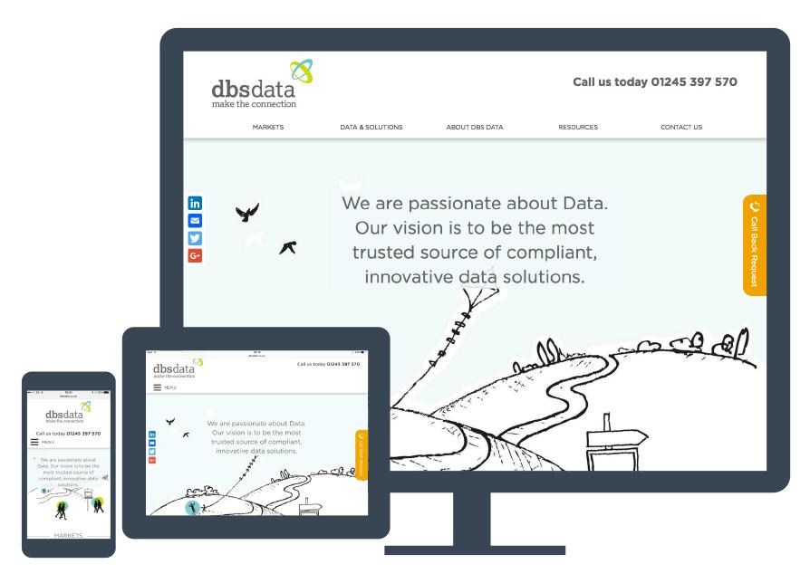 essex mobile friendly website design