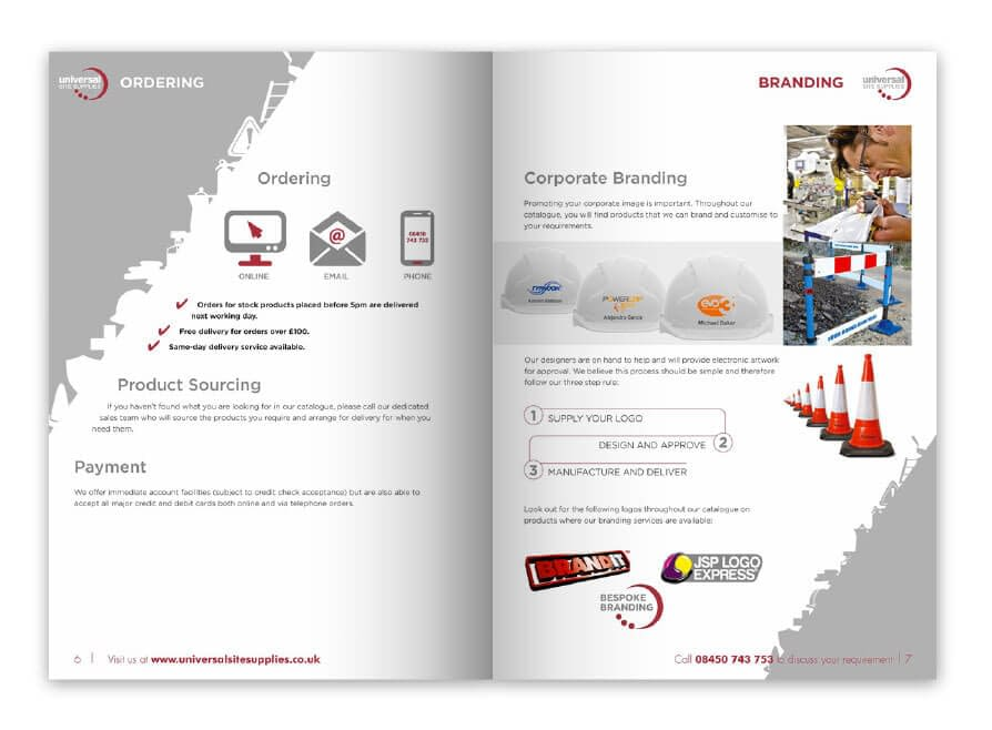 Essex branding and marketing